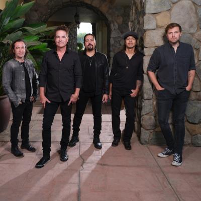 Grammy Award Winning Band - Train photo